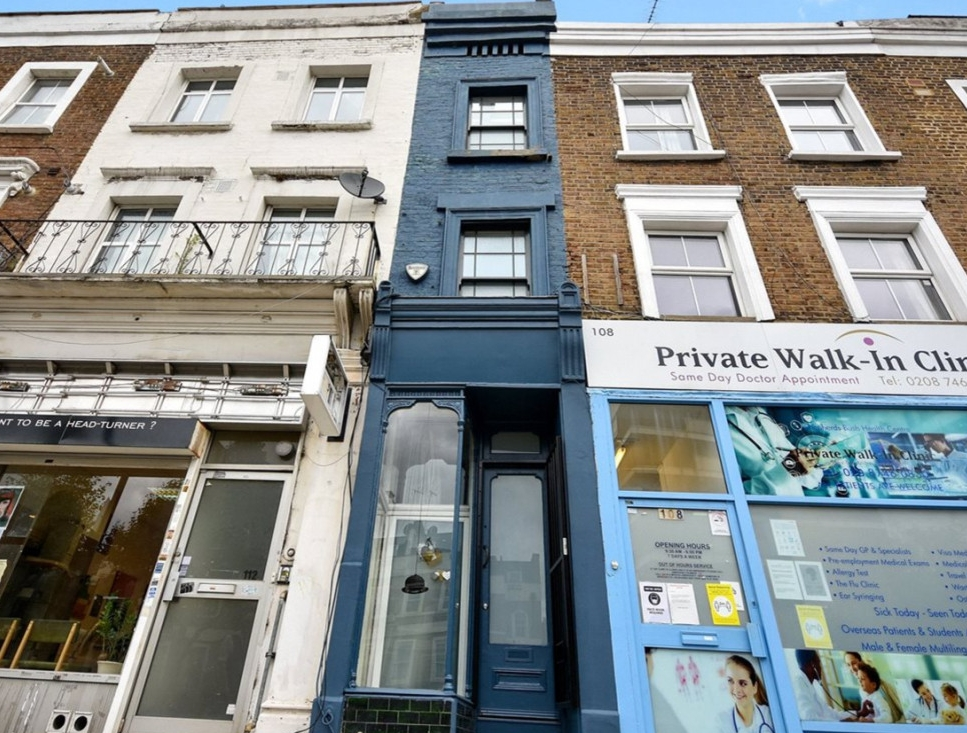 Narrowest house in London